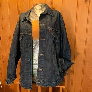 Dark Wash Levi's Jean Jacket